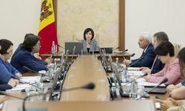 Сайт правительства Республики Молдова