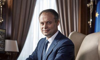 Пресс-служба председателя парламента Молдовы